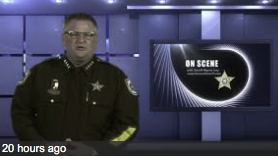 """""""This Is War"""" Florida Sheriff Tells Citizens to Take up Arms!"""