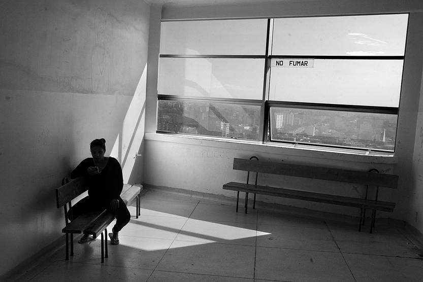 Hospital de Clínicas. Foto: Mauricio Kühne (archivo, abril de 2015)