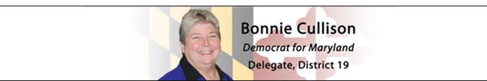 Bonnie Cullison for Delegate, District 19