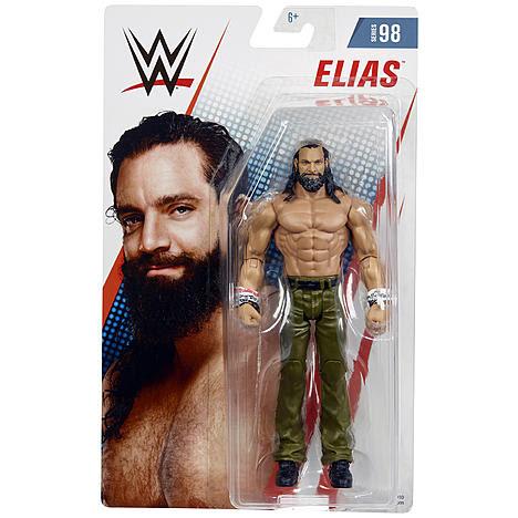 Image of WWE Basic Series 98 - Elias