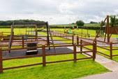 Farm play area