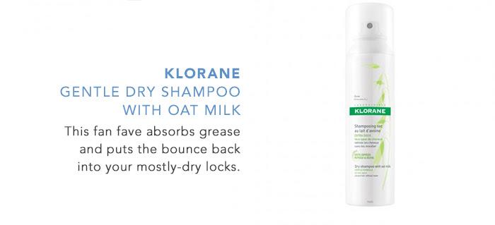 Klorane Shampoo