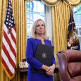 Trump fires Nielsen, wants 'tougher' border security policy