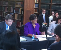 U.S. Secretary of Commerce Penny Pritzker delivered the opening remarks at the second U.S.-Cuba Regulatory Dialogue
