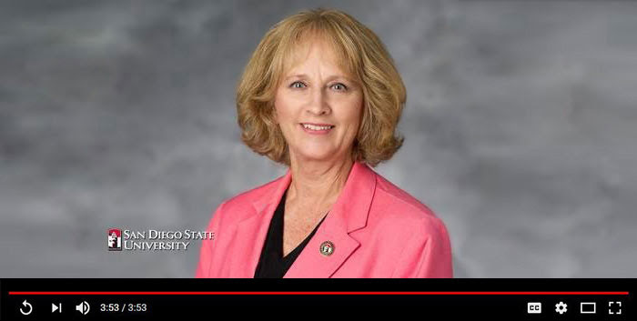 SDSU Office of The President Video