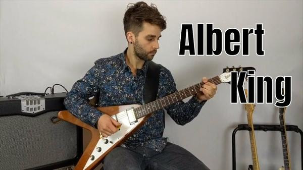 Albert king lesson