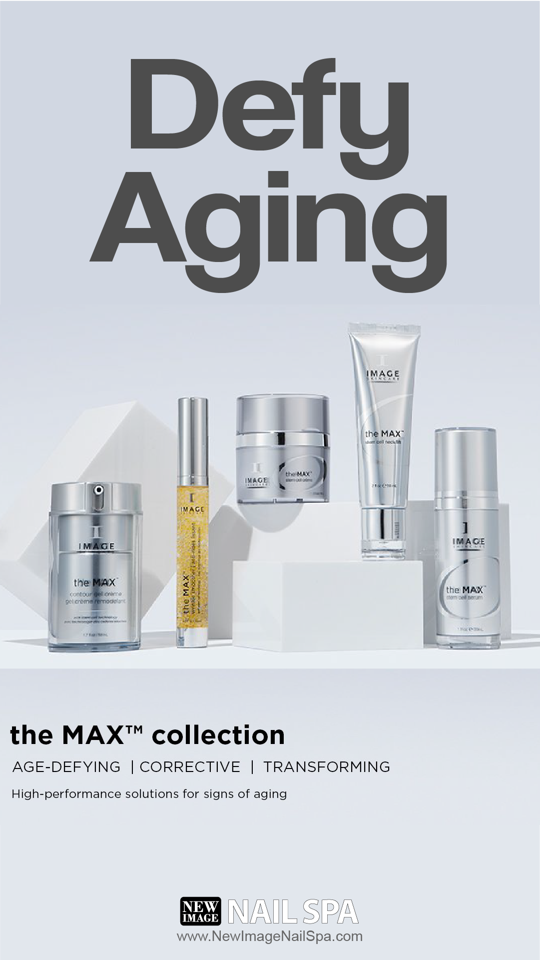 Defy Aging graphic