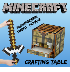 NEW MINECRAFT ITEMS