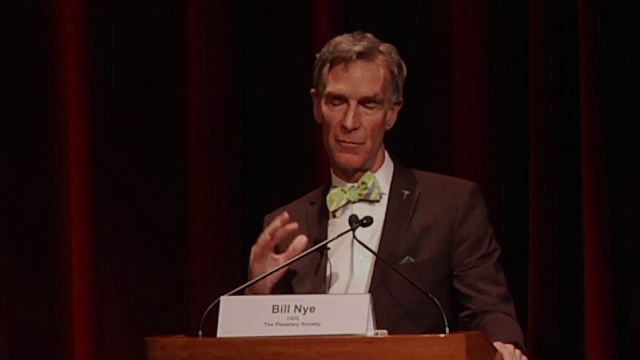 "Bill Nye ""The Science Guy"" at H2M 2016"