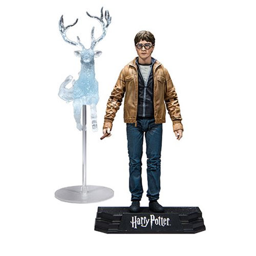 """Image of Harry Potter 7"""" Action Figure Series 1 (Deathly Hallows) - Harry Potter"""