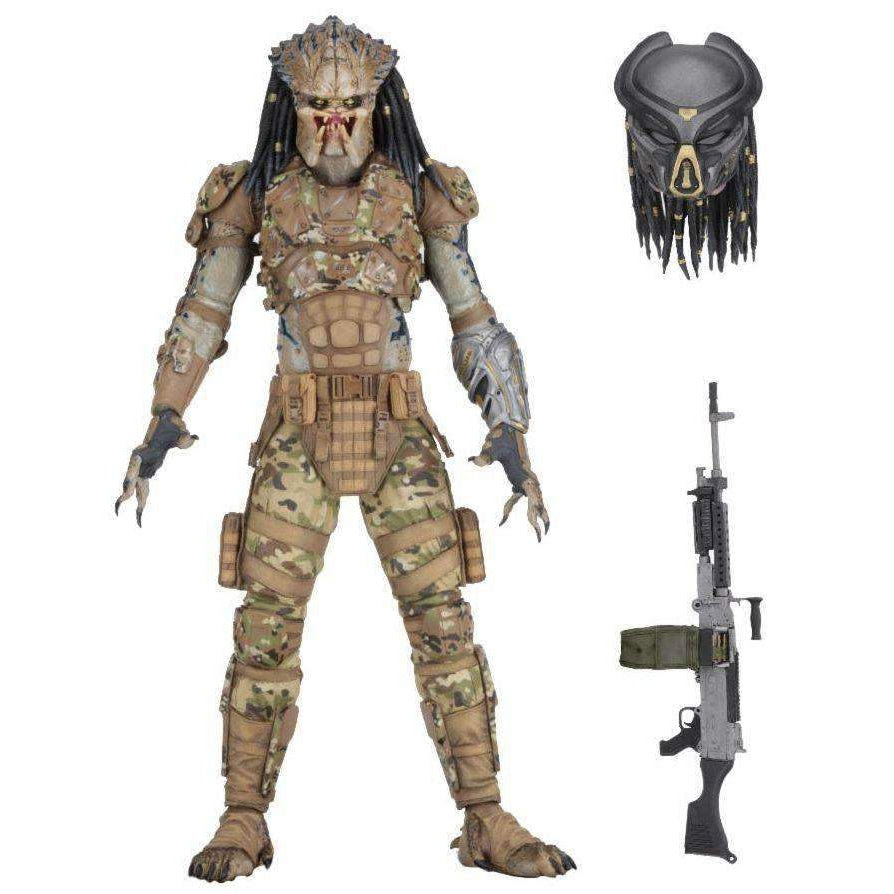 "Image of Predator (2018) - 7"" Scale Action Figure - Ultimate Emissary #1 Figure - Q2 2019"