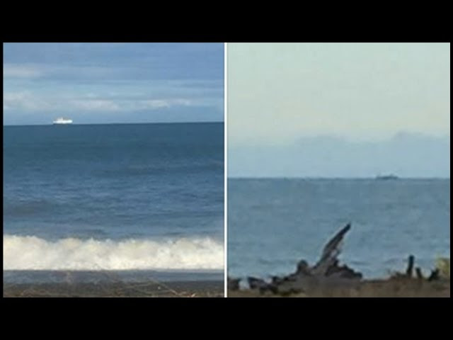 "Was NZ Earthquake Man Made? World's Biggest Seismic ""Blast"" Ship Was Parked Above Fault  Sddefault"
