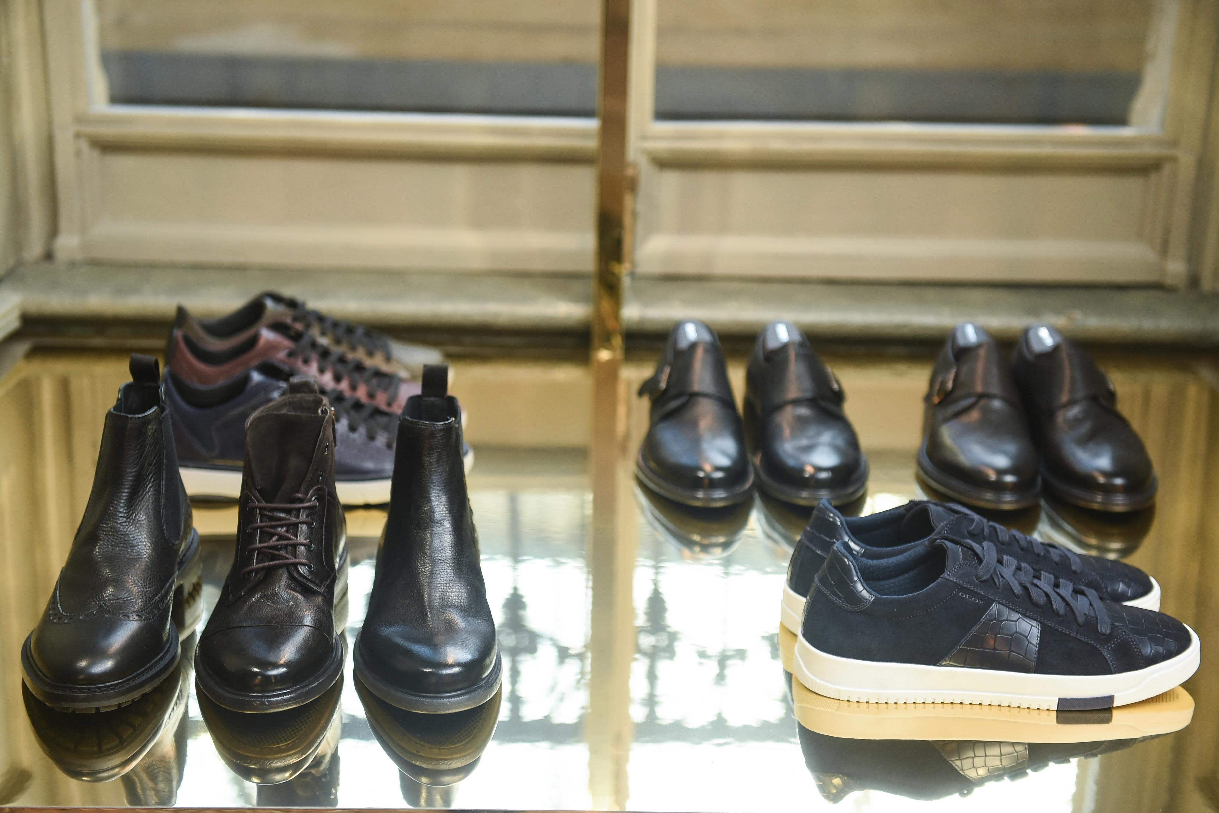 92c3cc68 689c 4923 97ab 12eeac83f924 - Geox presenta su colección para hombre Otoño/Invierno 2020 de calzado y prendas exteriores