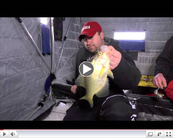 Lake of the Woods Crappie at 50 Below Zero - In-Depth Outdoors TV Season 8, Episode 11