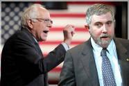 Bernie Sanders, Paul Krugman