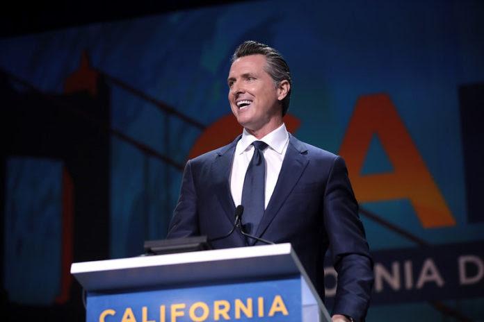 California Declares War on Church People