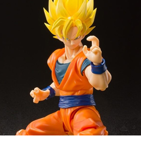 Dragon Ball Z S.H.Figuarts Super Saiyan Full Power Goku