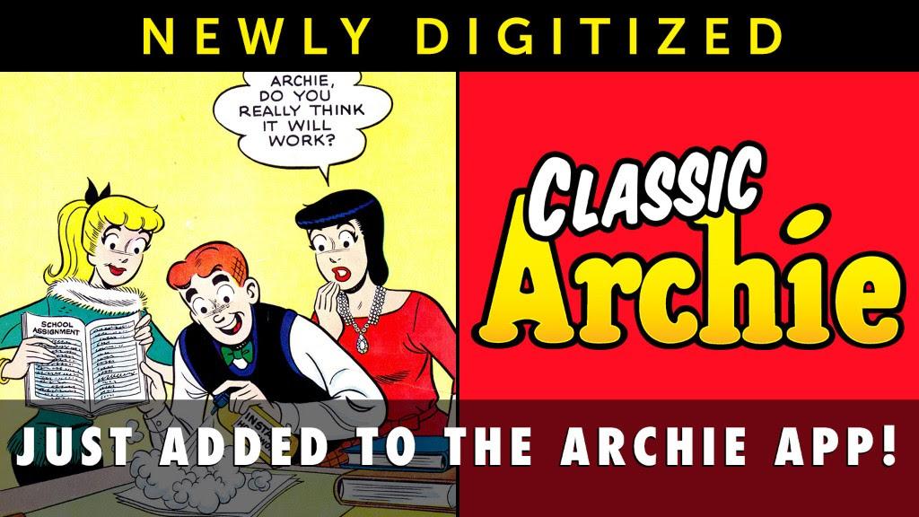 Newly Digitized Classic Archie