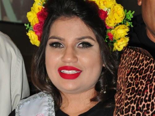 O concurso foi realizado no dia 06 de novembro, em Ponta Grossa, no Paraná. As vencedoras ganharam traje alemão, vale-viagem, notebooks e joias. Bárbara Sabina Santos Silva foi uma das Rainhas eleitas (Foto DivulgaçãoPrefei