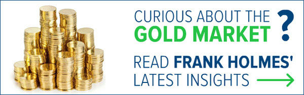 Curious About the Gold Market? Read Frank Holmes' Latest Insights