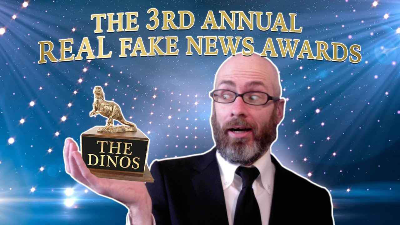 The 3rd Annual REAL Fake News Awards! FQu0qD402y