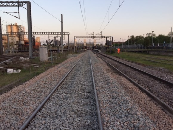 Railway reopens after successful May bank holiday upgrades are completed