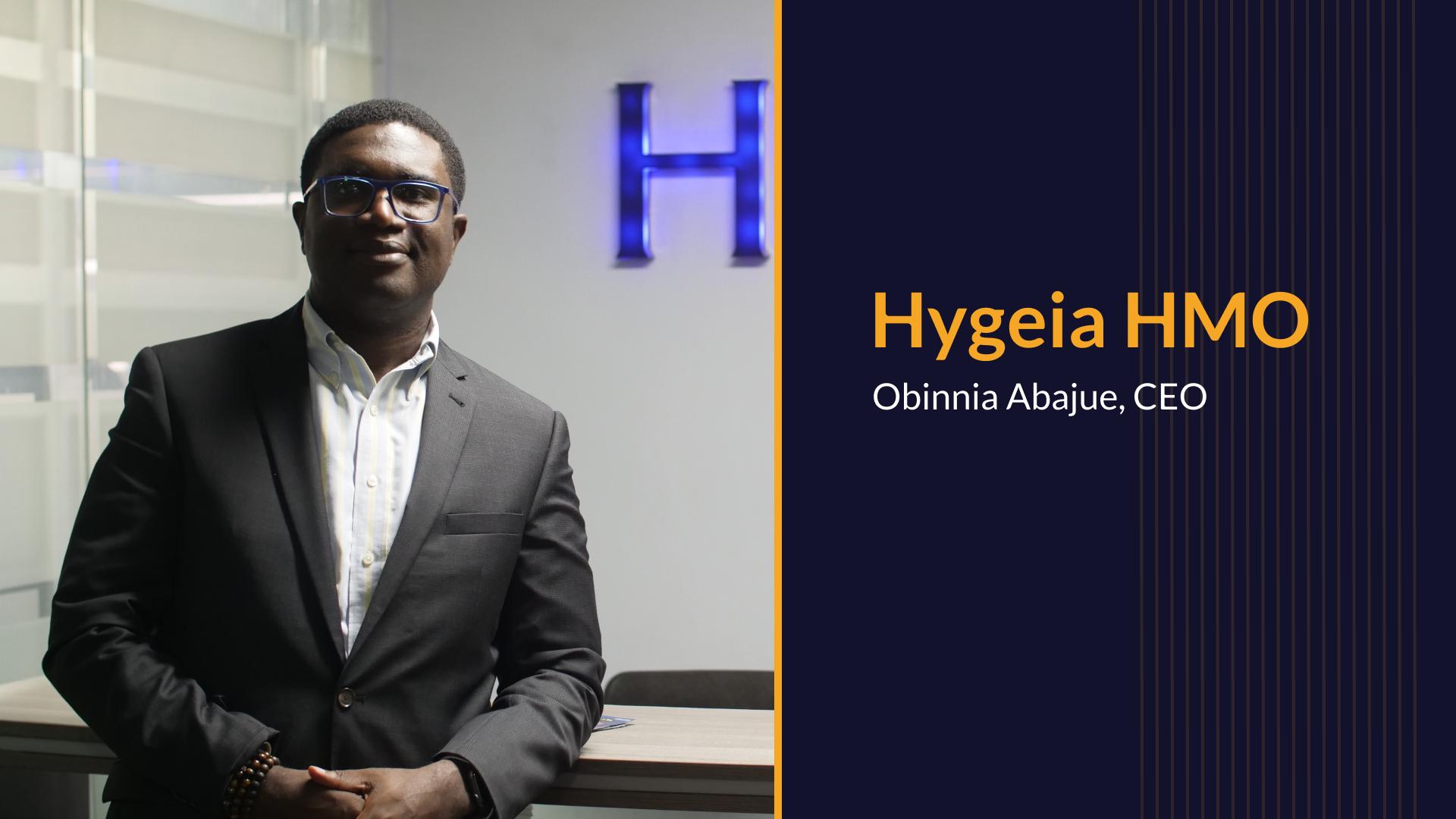 Hygeia HMO Interview