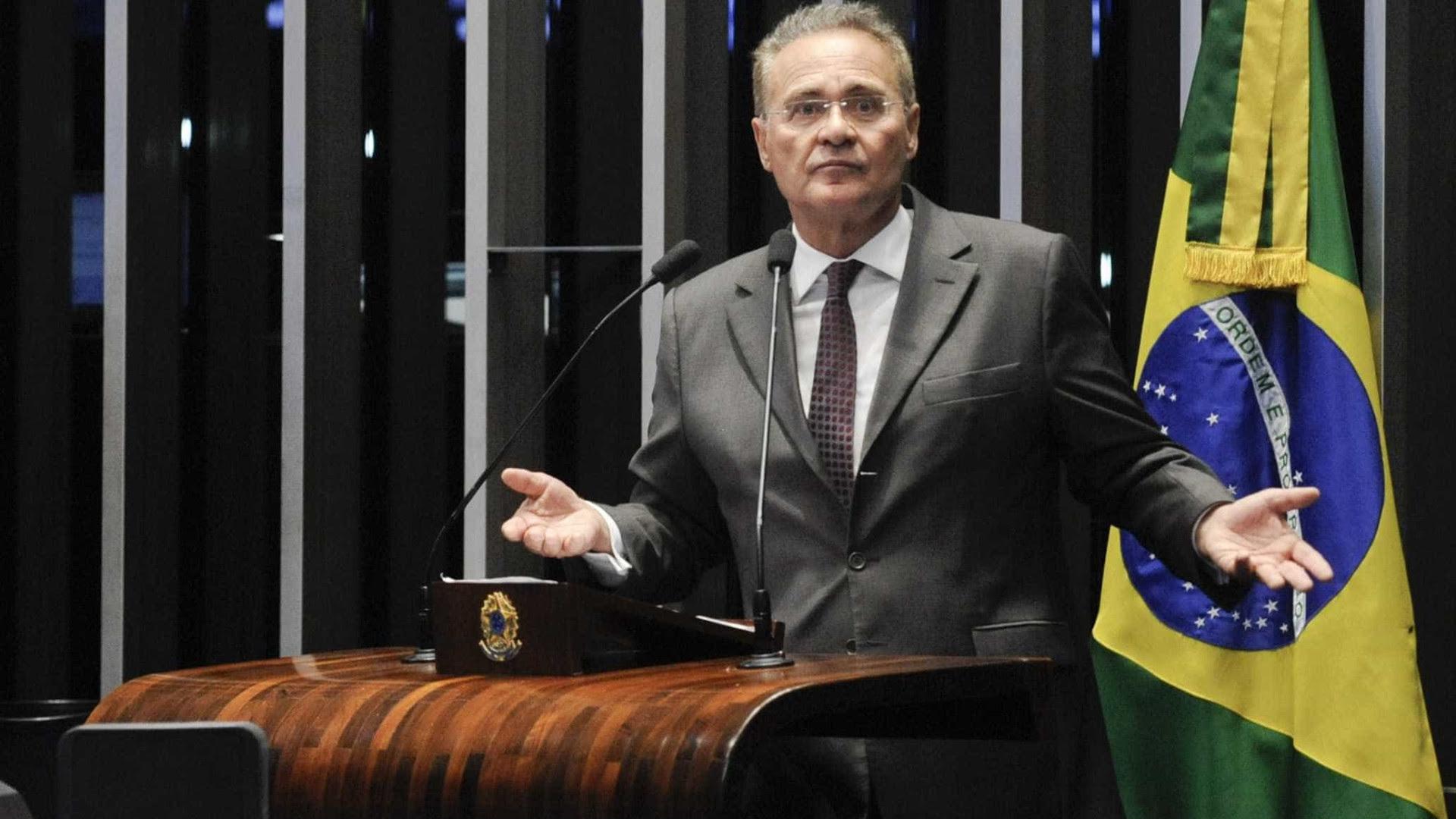 Juiz federal do DF impede nomeação de Renan para relatoria da CPI da Covid