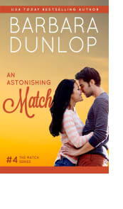 An Astonishing Match by Barbara Dunlop
