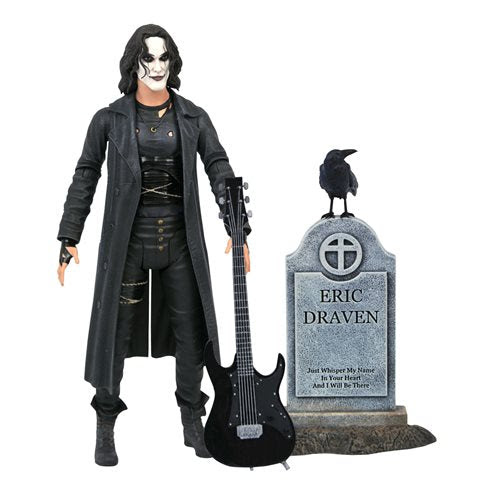 Image of The Crow Action Figure - JANUARY 2021