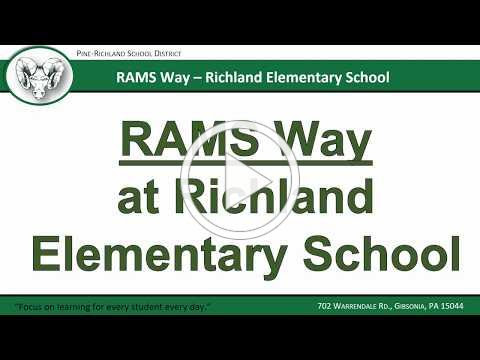 Richland RAMS Way Explanation Podcast