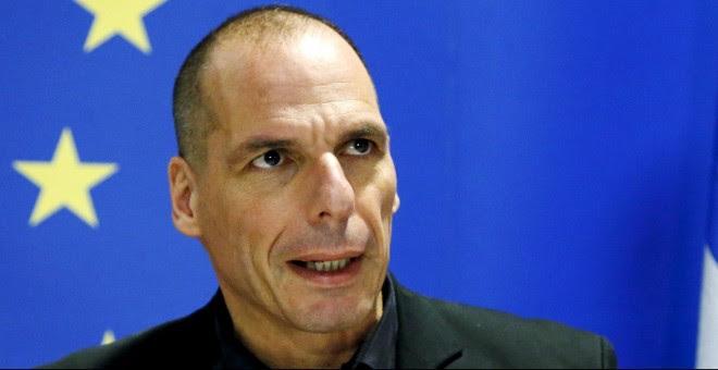 Yanis Varoufakis, hasta hoy ministro de Finanzas griego. /REUTERS