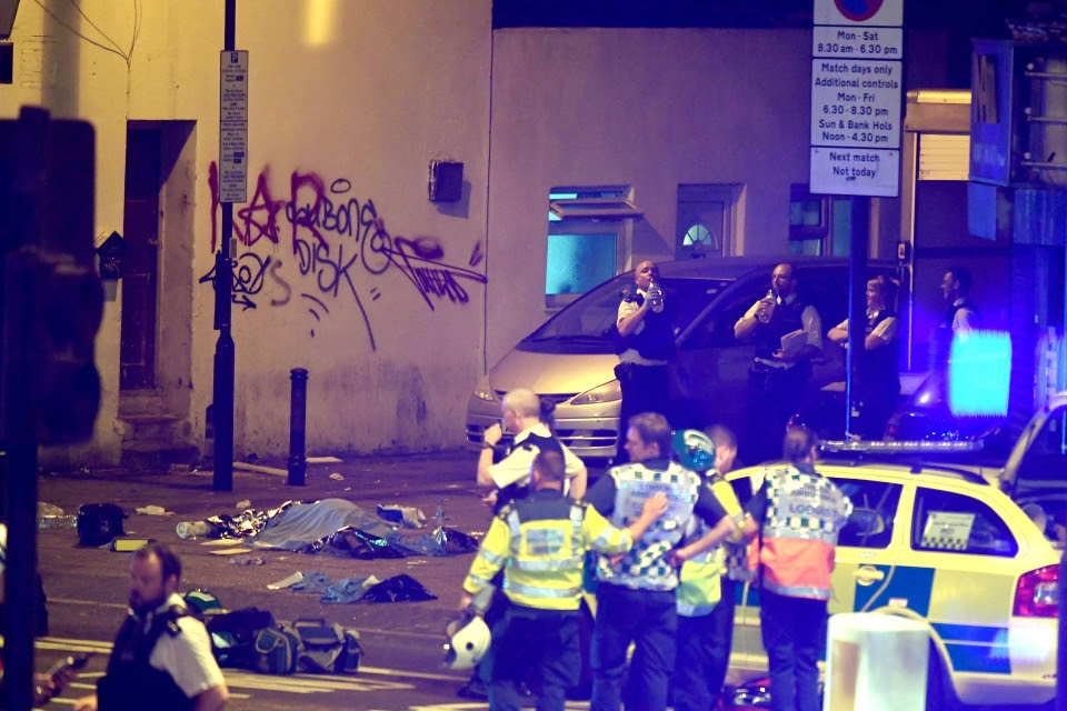 Image result for finsbury park attack