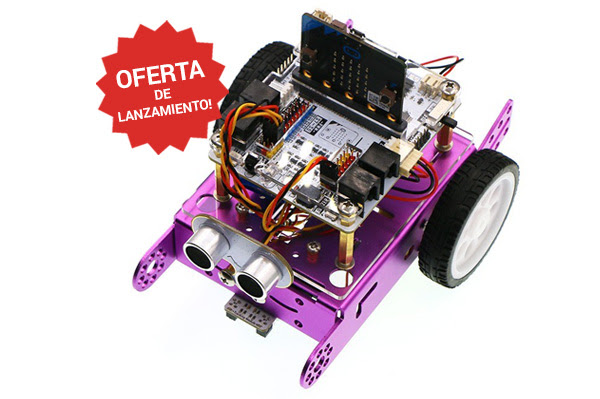 robit smart car para microbit