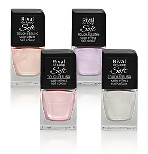 "Rival de Loop LE ""Soft Touch Feeling"" Nail Colour"
