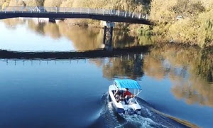 Self-Drive Boat Hire