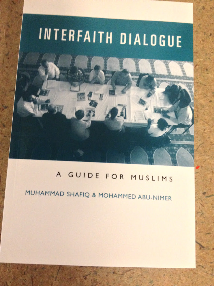 Interfaith Dialogue book