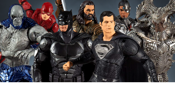 Justice League (2021) DC Multiverse