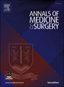Cover of Annals of Medicine and Surgery