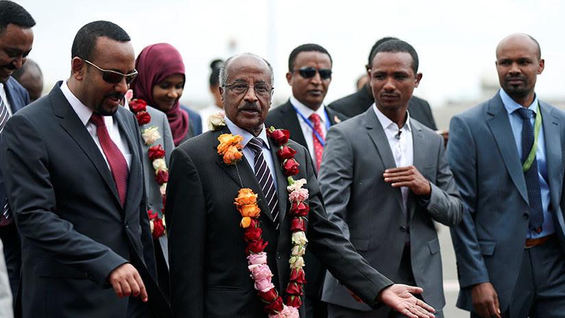 Etiopía y Eritrea declaran el fin de la guerra