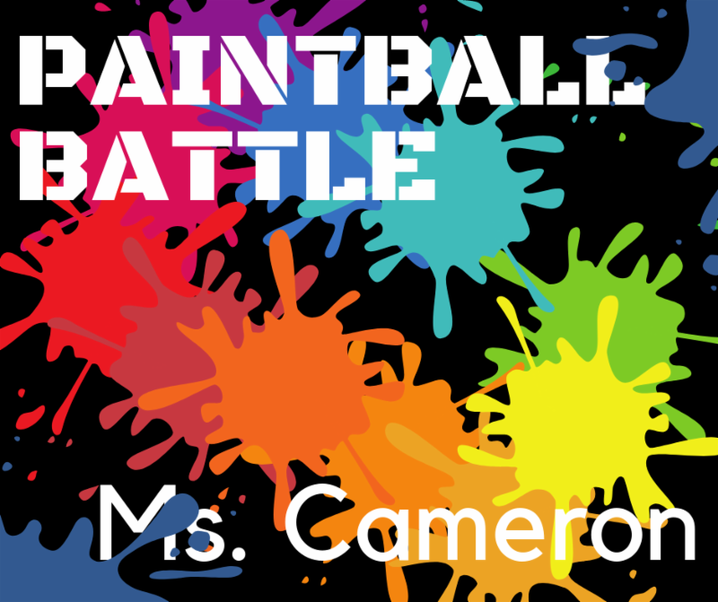 2018 Auction Paintball Battle