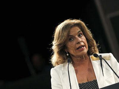 La alcaldesa de Madrid, Ana Botella, en una imagen de archivo.