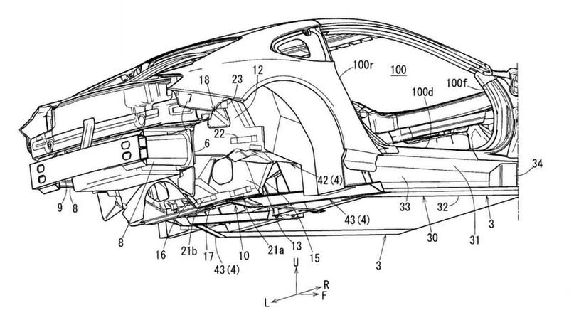 Mazda is working on a brand new flagship sports coupe