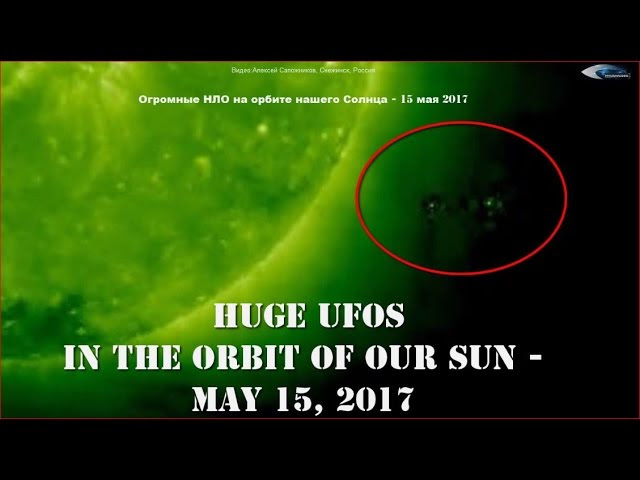 UFO News ~ Huge UFOs in the orbit of our Sun plus MORE Sddefault