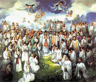 Męczennicy koreańscy