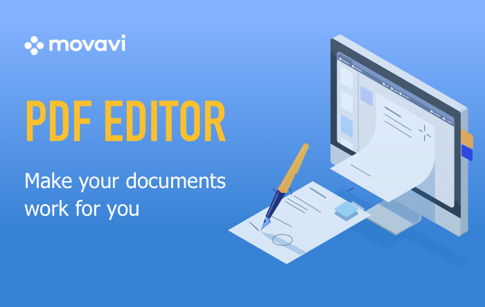 Movavi PDF Editor 2