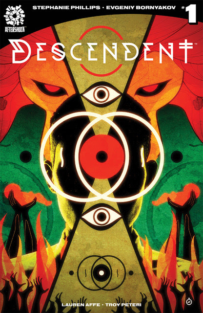 Descendent 1 Cover