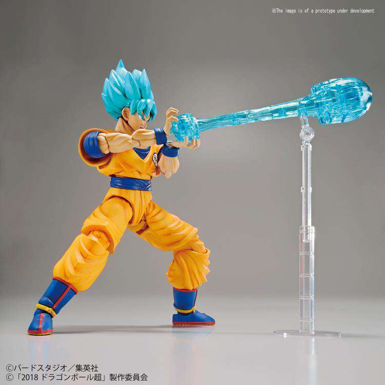 Image of Dragon Ball Super Figure-Rise Standard - SSGSS Goku (Special Color Ver.)