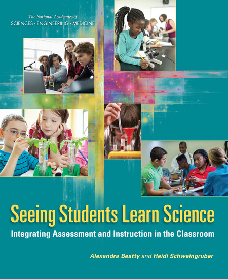 Seeing Students Learn Science: Integrating Assessment and Instruction in the Classroom
