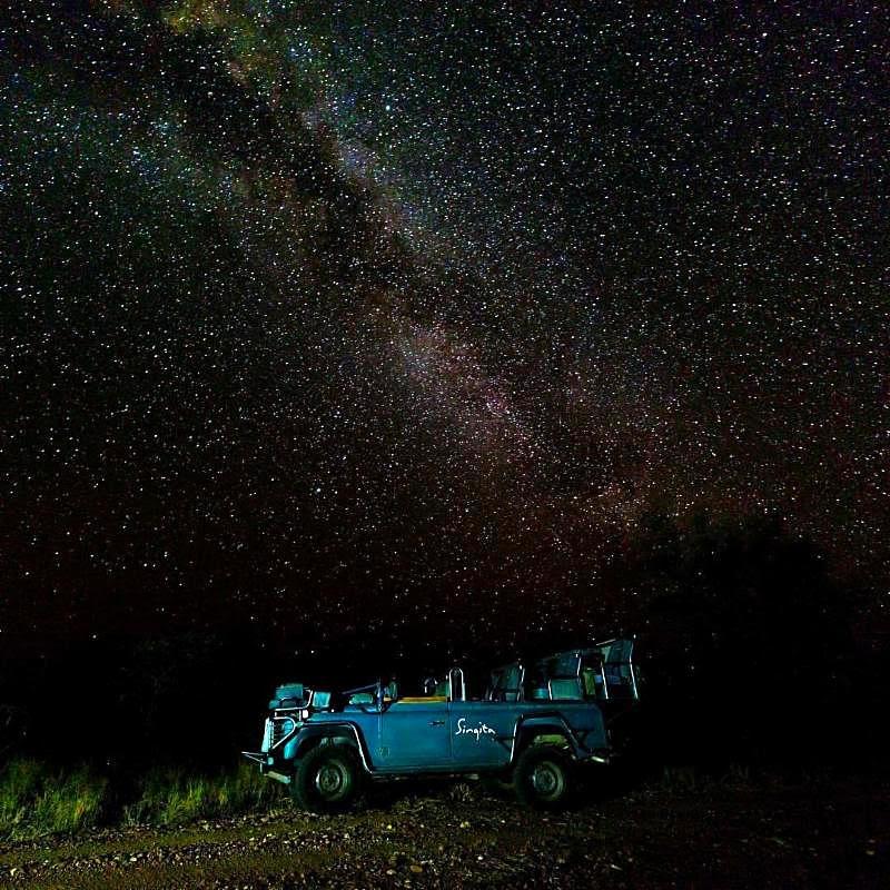 Singita Starry Night